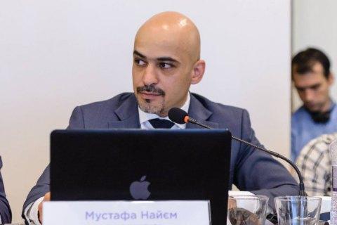"""Мустафа Найєм після звільнення з """"Укроборонпрому"""" став радником міністра інфраструктури"""