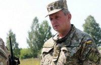 Россия стянула к границе Украиной три ударные дивизии, - Муженко