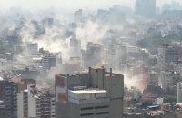 Число жертв землетрясения в Мексике выросло до 307 человек