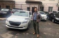 """СБУ задержала мужчину, который катался по Киеву на автомобиле с номерами """"ДНР"""""""