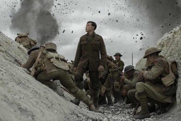 "Кадр из фильма ""1917"""