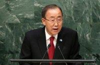 Пан Гі Мун підтримав розміщення американських систем ПРО в Південній Кореї