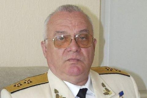 Помер командувач ВМС України у 1993-1996 віце-адмірал Безкоровайний