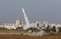 По Ізраїлю з Сектора Газа випущено вже понад 1000 ракет