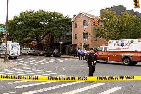 В Нью-Йорке произошла стрельба возле ночного клуба