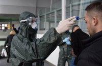 Госпогранслужба обнаружила коронавирус у пассажира, въехавшего в Украину 22 марта