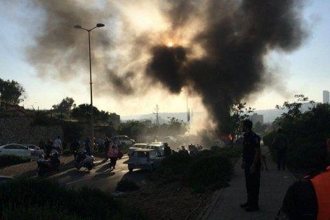 В Єрусалимі вибухнув автобус