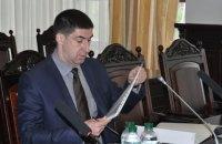 Спійманий на хабарі київський суддя Новак пішов під суд