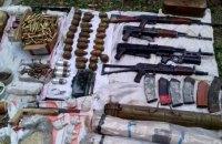 У будинку на Полтавщині, де через вибух гранати загинули люди, знайшли склад зброї