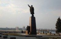 Запорізька міськрада визнала Росію агресором і вирішила демонтувати пам'ятник Леніну