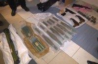 В Киеве ликвидировали канал поставки нелегального оружия