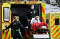 Британський штам COVID-19 смертоносніший за попередні на 64%, - дослідження