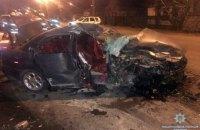 В ДТП в Мариуполе погибли три человека, женщина и ребенок травмированы