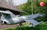 Из голландского музея «угнали» реактивный самолет