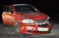 Милиция установила причастность найденных автомобилей к делу Чорновол