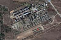 Российская танковая армада в 18 км от границы с Украиной попала на спутниковые снимки