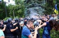 За фактом знесення пам'ятника Жукову в Харкові порушили дві кримінальні справи