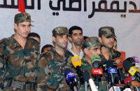 У Сирії припинили військові дії на час свята