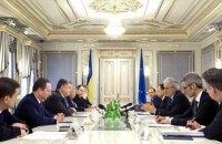 Порошенко заявил о выходе России из Минского процесса и потребовал санкций
