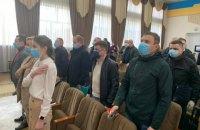 """Ирпенский горсовет на закрытом голосовании в """"турборежиме"""" рассмотрел 154 вопроса"""