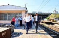 Укрзалізниця у серпні відкриє оновлену залізничну платформу на Святошин