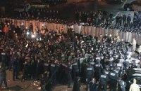 """Во время ночных """"боев за Маркова"""" пострадали одиннадцать человек"""
