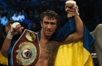 Ломаченко став боксером травня за версією WBO