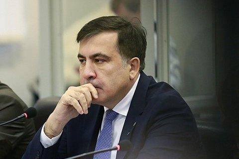 Саакашвілі виявив бажання повернути грузинське громадянство