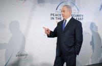 Нетаньягу у Варшаві заявив, що поляки співпрацювали з німцями під час Голокосту