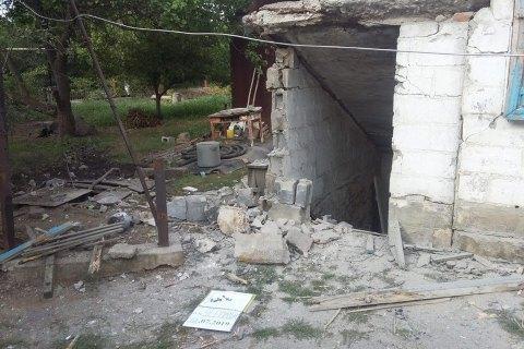 Під час артобстрілу Чермалика загинув мирний житель