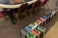 В Киеве разоблачили крупный подпольный покерный клуб