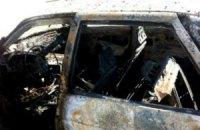 У Чернігові в автомобіль підкинули гранату