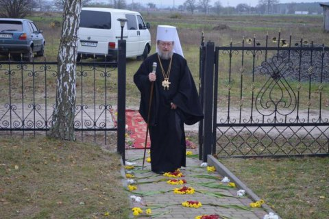 Митрополит УПЦ МП попросив Путіна відпустити українських моряків