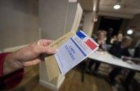 На заморських територіях Франції почався другий тур президентських виборів