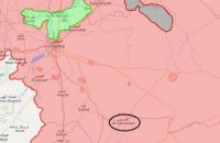 ИГИЛ захватило город Карьятайн в тылу войск Асада
