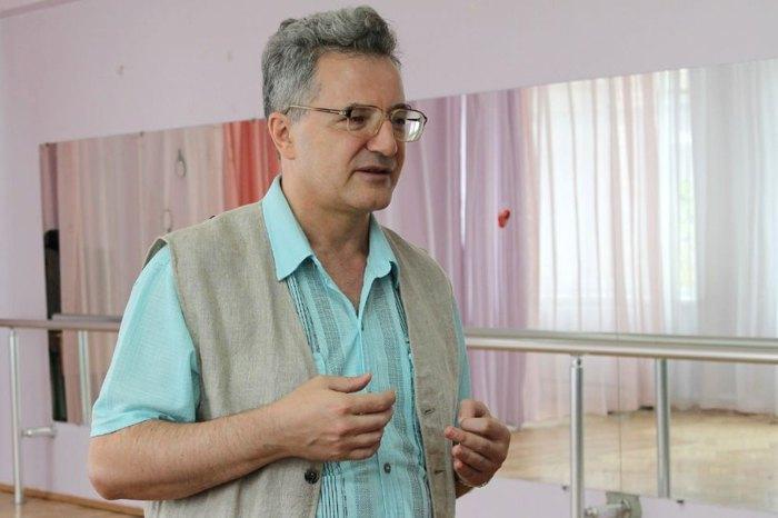 Володимир Бахрушин