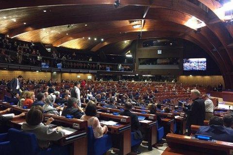 Грузія не голосувала за резолюцію ПАРЄ щодо України через погану комунікацію з українською делегацією