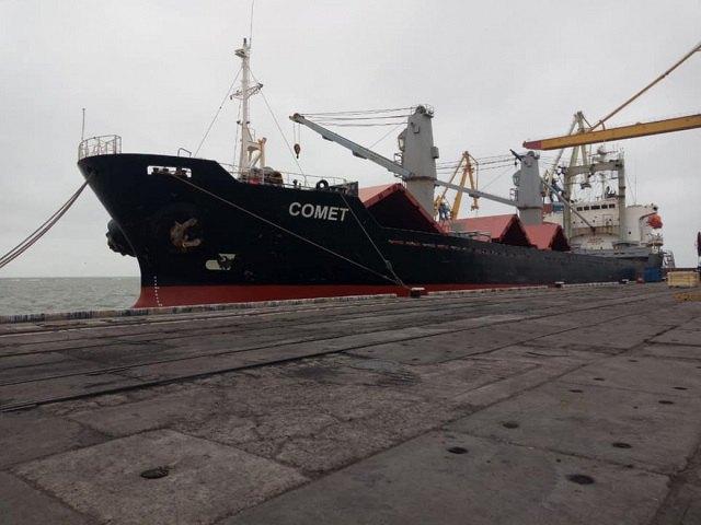 ВМариуполе арестовано 3 тысячи тонн продукции изоккупированного Алчевска,— Луценко