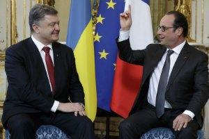 """Олланд назвав варіанти розв'язання проблеми з """"Містралями"""""""
