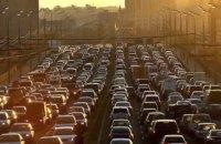 Київ посів сьоме місце у світі за кількістю заторів