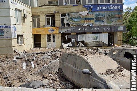 """""""Киевэнерго"""" отказывается выплачивать компенсации владельцам пострадавших от прорыва теплотрассы авто"""