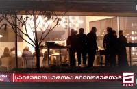 """Верхівка """"Грузинської мрії"""" влаштувала вечірку в день затримання лідера опозиції, - ЗМІ"""
