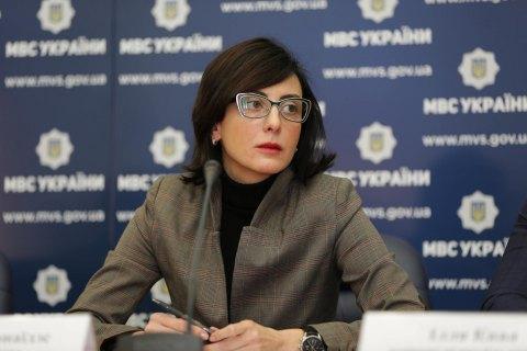 Деканоидзе заступилась за Касько