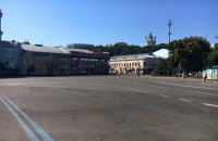 Контрактовую площадь сделали пешеходной