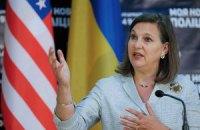 Россия может за день разрешить конфликт на Донбассе, - Нуланд
