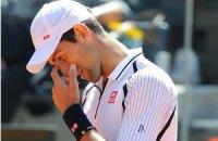 Джокович виграв перший Baby Slam