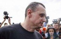 Сенцов назвав питання його участі в політиці відкритим