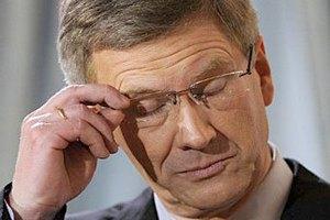 Немецкая прокуратура отказалась расследовать дело президента