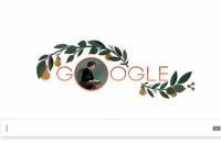 Google посвятил дудл украинской писательнице Марко Вовчок