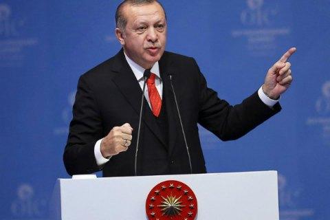 Эрдоган осудил Нетаньяху заслова о злодеяниях турецких военных